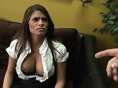 Keiran slut with Big tits office hardcore