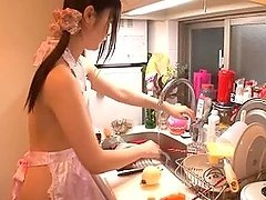 Tsubomi the hot Japanese housewife gets fucked in POV video