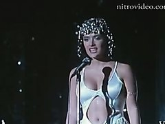 Salma Hayek Giving a Great Performance