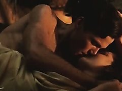 Sexy French Babe Alexa Davalos Nude in a Hot Sex Scene