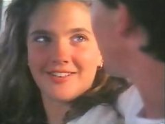 Gorgeous Celebrity Drew Barrymore Back In Her Teen Days - Movie Clip