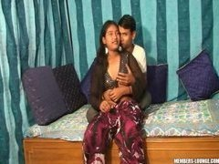 Nice virgine indian teen girl