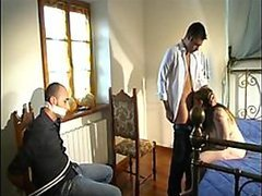 Italian Slut Loves To Suck Cock
