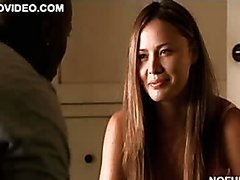 Exotic Babe Moon Bloodgood Wearing Just Panties