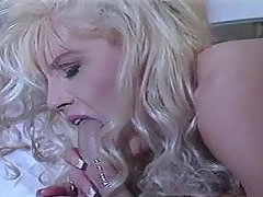 Jay Sweet gets her vag eaten and pounded in terrific vintage clip