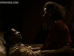 Big Tittied Ebony Lisa Nicole Carson Riding Denzel Washington