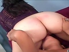 Lesbian sixtynine with BBW naked lusty lovers