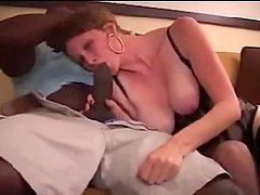 Swinger wife gets her first bbc