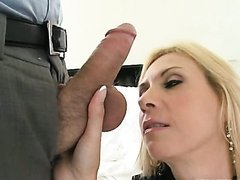Hardcore Fucking For a Big Cock Loving Boss