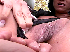 Wanda gets nailed and fingered in a POV car fucking video