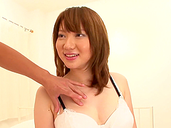 Nasty girl Alice Ozawa is loving it thick and big