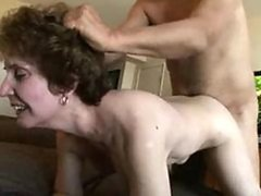 Sexy Amateur Mature With a Juicy Rack Gets Fucked and Covered In Jizz