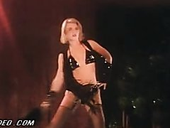 Cock-Burtsing Striptease Scene Featuring Gorgeous Erica Ringstrom
