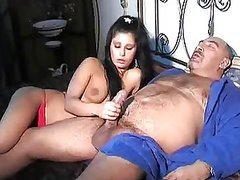 Teen Babe Gets Rammed By A Big Fat Cock