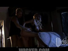 Blonde Beauty Stormy Daniels Rides a Cock and Takes a Facial Cumshot