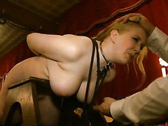 Masked Babes Sucking Cock and Getting Fucked In BDSM Sex Vid