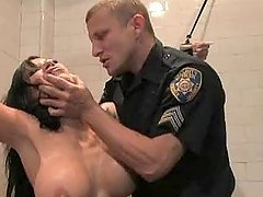 Insanely Busty Sluts Get Tied Up And Brutally Fucked