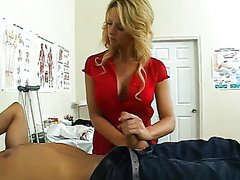 Seductive Dr. Brianna Beach Gets A Ride Form A Patients Big Cock