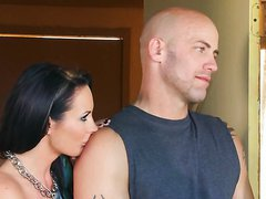 Hardcore Morniing Sex With the Hot Brunette Alektra Blue