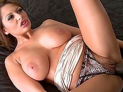 Horny Milf Alison Star Loves Her Share Of Black Cock