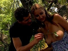 Outdoor Experience With a Teen Couple