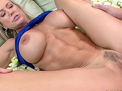 Pleasing A Horny blonde Milf With Hardcore Fuck
