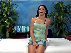 Mandy Fucked Hard By Her Massage Therapist
