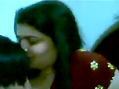 Indian Babe Blows Her Boyfriend's Dick for Fun
