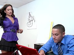 Naughty Secretary is the Office Teaser