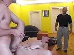 Asshole Left Gaping By Big Dick