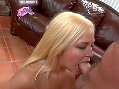 POV video with horny Alexis Texas giving a blowjob