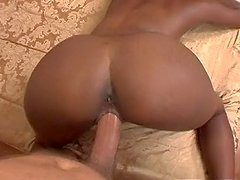 Mahlia Milian Has A White Guy With Her To Ride