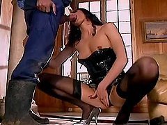 Amanda Steel Sucks Deep and takes it Hard