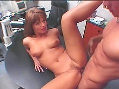 Laureen Kiss the hot European babe gets fucked in her ass