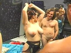 Real Italian Swingers In Some Hot Hardcore Sex
