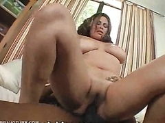 Salena Castro Gets her Spicy Latina Booty Fucked a Hard