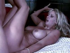 Mind-Blowing Milf Fucked By Stud.