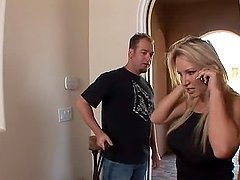 Rachel Love Takes A Pounding After Showing Her Big Tits