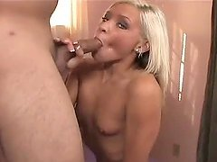 A Big Black Cock A Day Keeps This Chick Happy