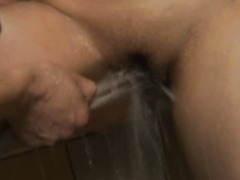 Hot Japanese Chick Gets Double Dildo Insertions