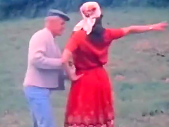 Super Hot Retro European Porn Scene